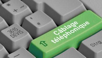 Câblage téléphonique
