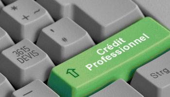 Crédit professionnel