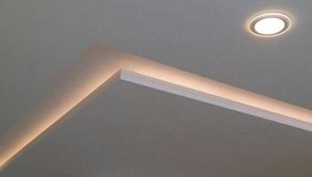 Faux plafonds, plafonds tendus