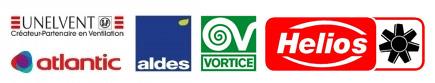 principales marques VMC