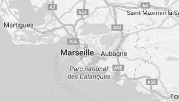 Travaux sur Marseille