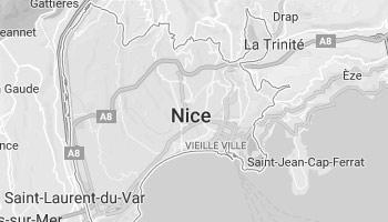 Travaux sur la ville de Nice