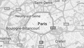 Travaux sur Paris