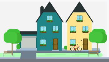 limite de propriété voisinage