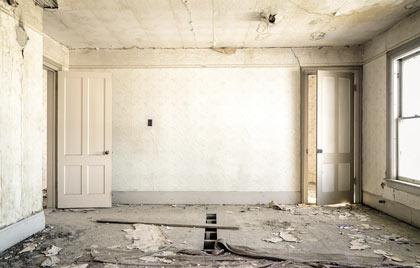 appart avant rénovation