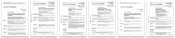 exemples de dtu