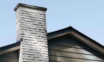 cheminée en briques