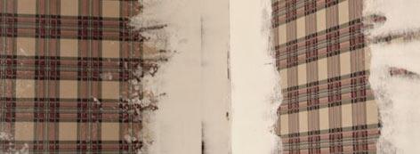 Comment enlever un vieux papier peint