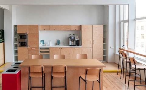 exemple de design de cuisine