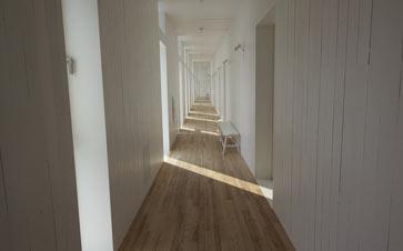 éclairage du couloir