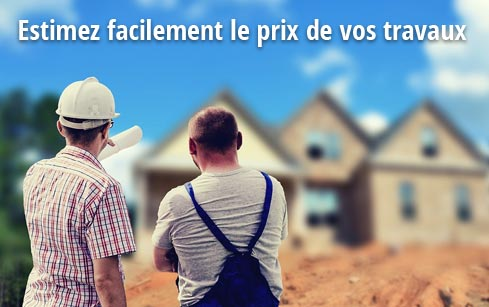 estimation du coût chantier maison