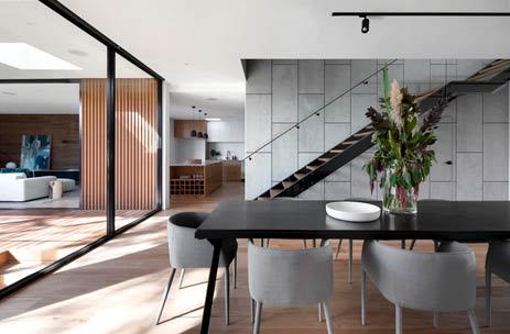 exemple de design d'intérieur