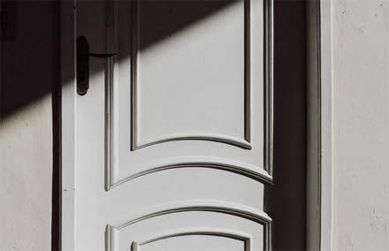 exemple de porte intérieure