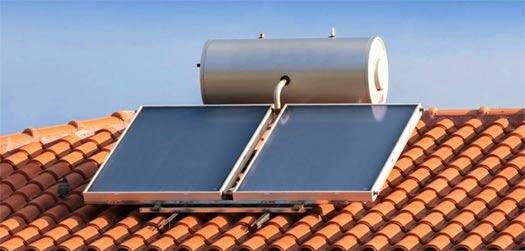 exemple de chauffe-eau solaire