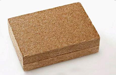 isolation en fibre de bois