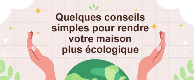 maison plus écologique