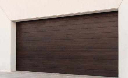 choix de la peinture d'une porte de garage