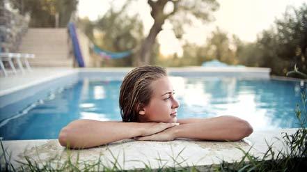 réduire les coûts de nettoyage et de fonctionnement de la piscine