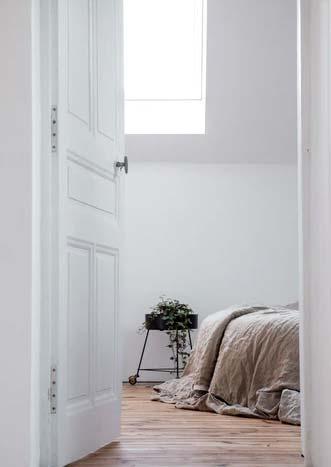 photo d'une porte de chambre