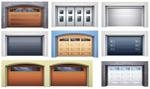 exemples de portes de garages