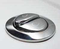 2 boutons pour double chasse d'eau